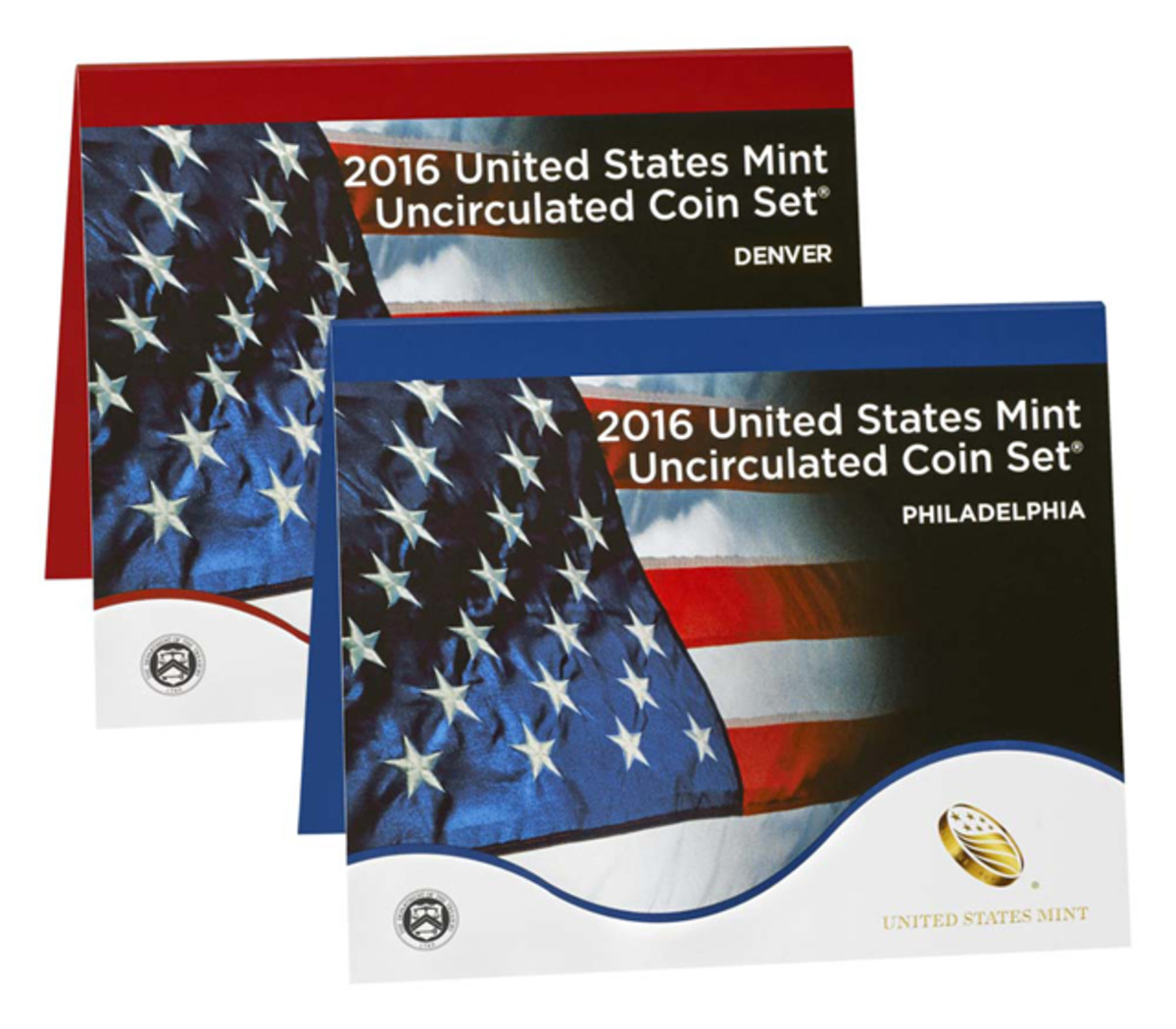 The 2016 uncirculated mint set went on sale May 18.