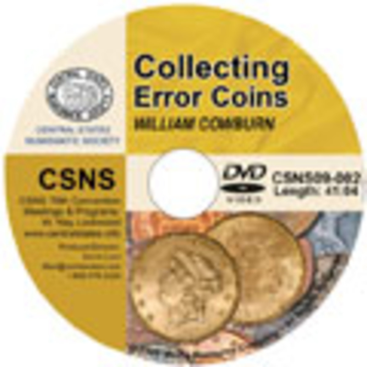 Collecting Error Coins