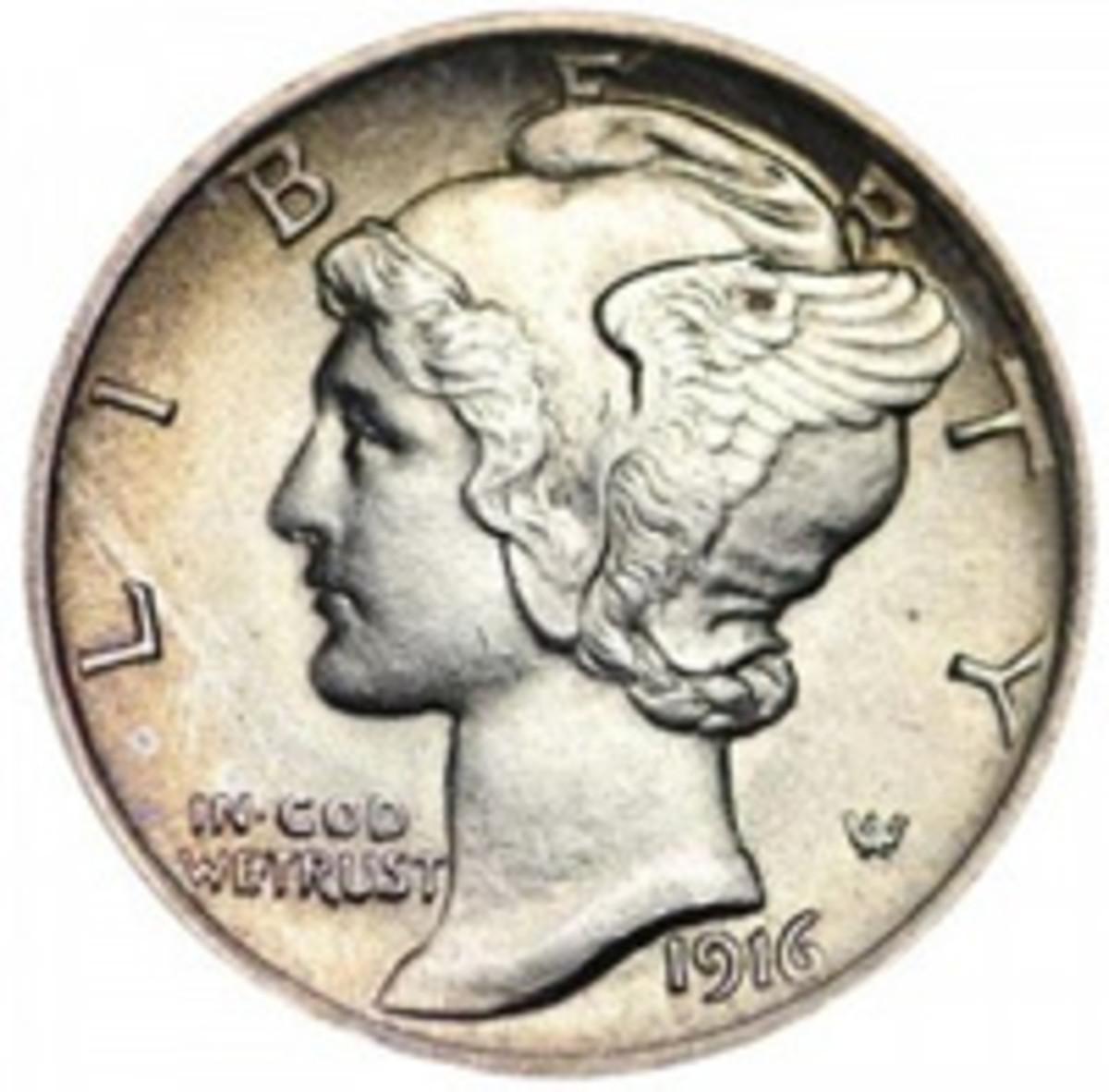 (Image courtesy www.usacoinbook.com)