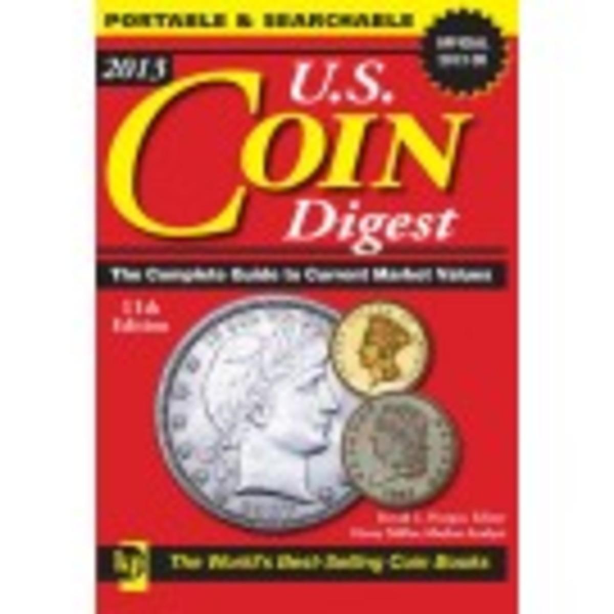 2013 U.S. Coin Digest CD