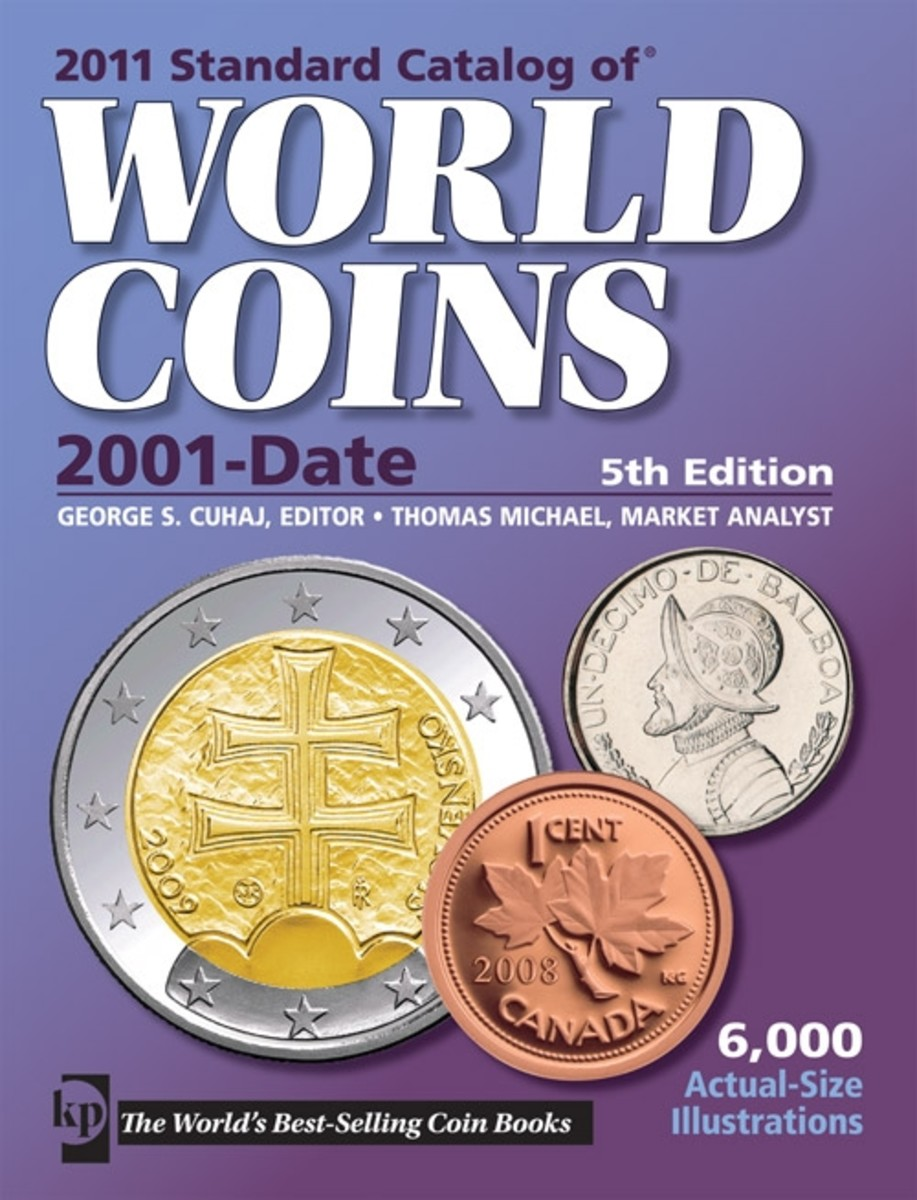 Standard Catalog of World Coins 2001-Date