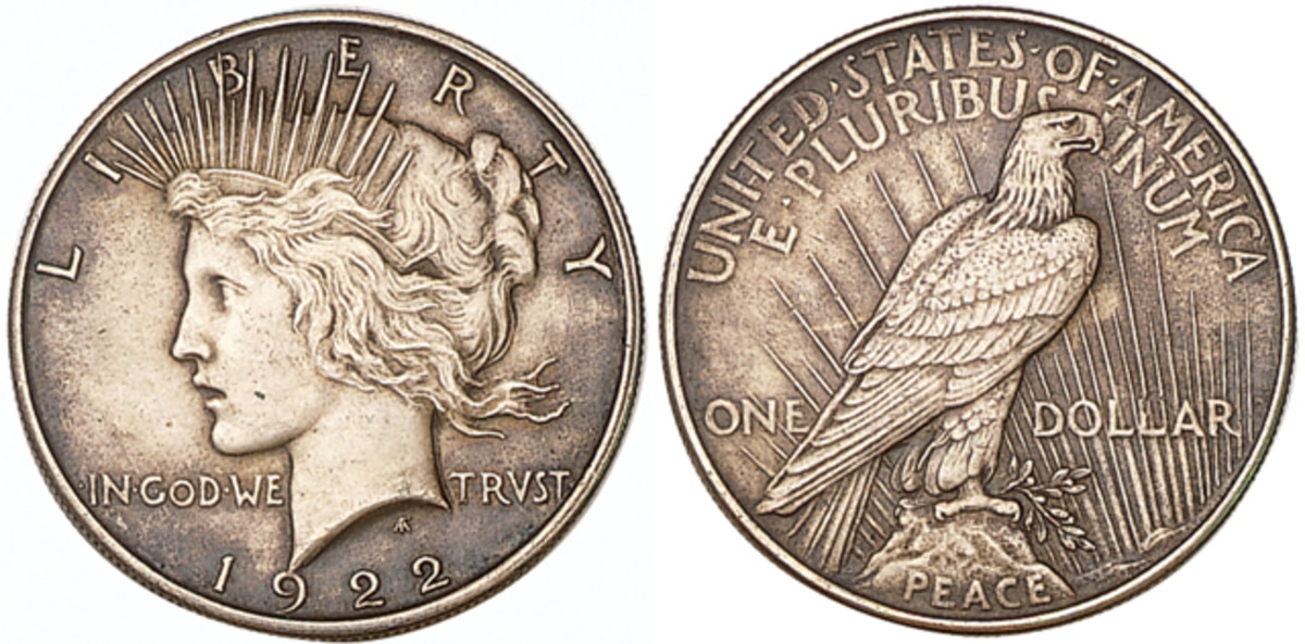 The current market for Peace dollars makes it a collectible, affordable and completable set for collectors.