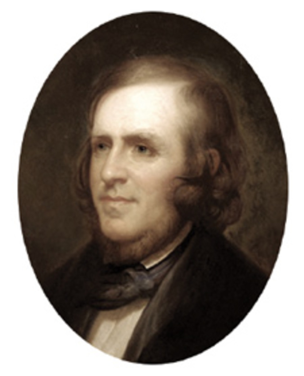 Chief Coiner Franklin Peale was responsible for starting the series of proof-only half cents in 1840.