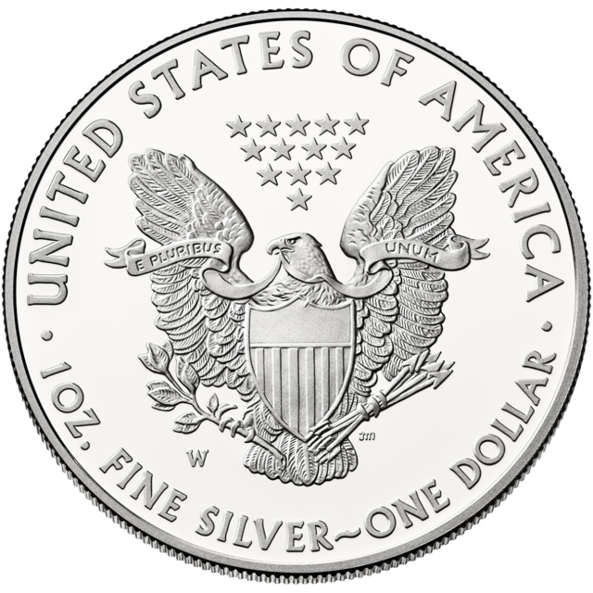In a bill signed into law Dec. 4, 2016's collector proof and uncirculated silver Eagle coins will have edge lettering noting their 30th anniversary.