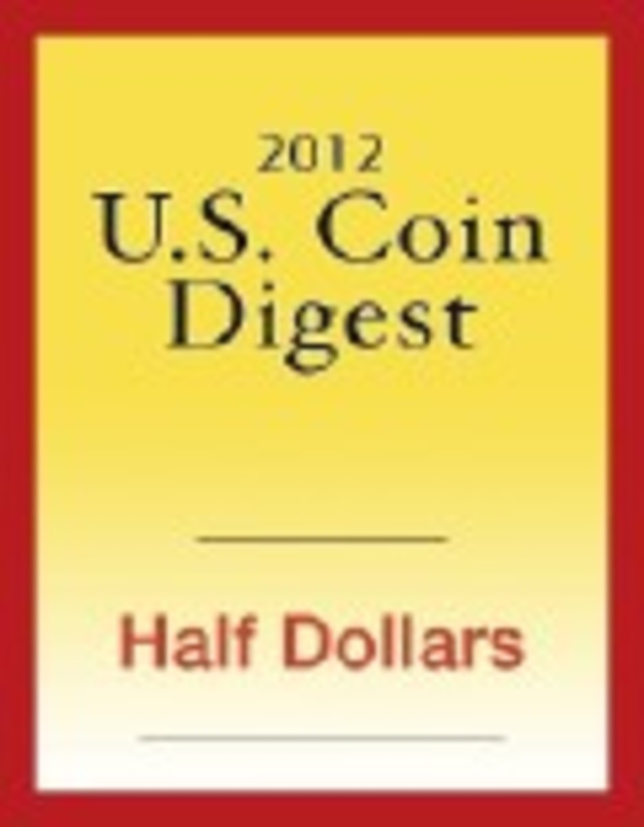 2012 U.S. Coin Digest: Half Dollars