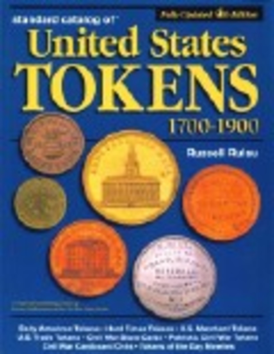 Standard Catalog of United States Tokens Download