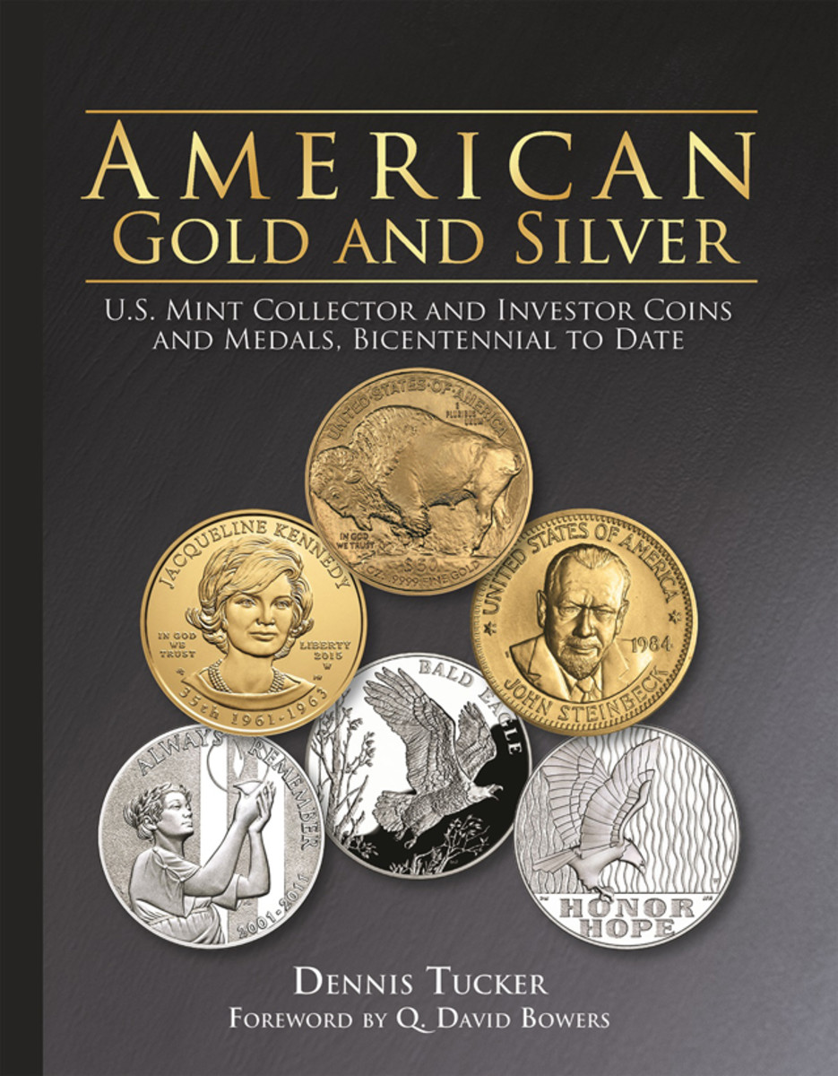New book helps reader look for  hidden value in modern bullion coin and medal issues.