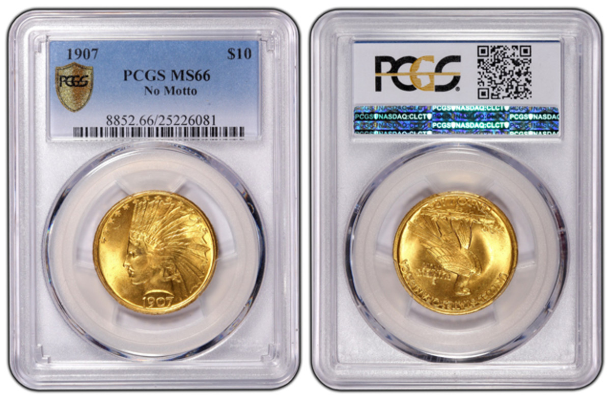 A new holder has been introduced by PCGS.