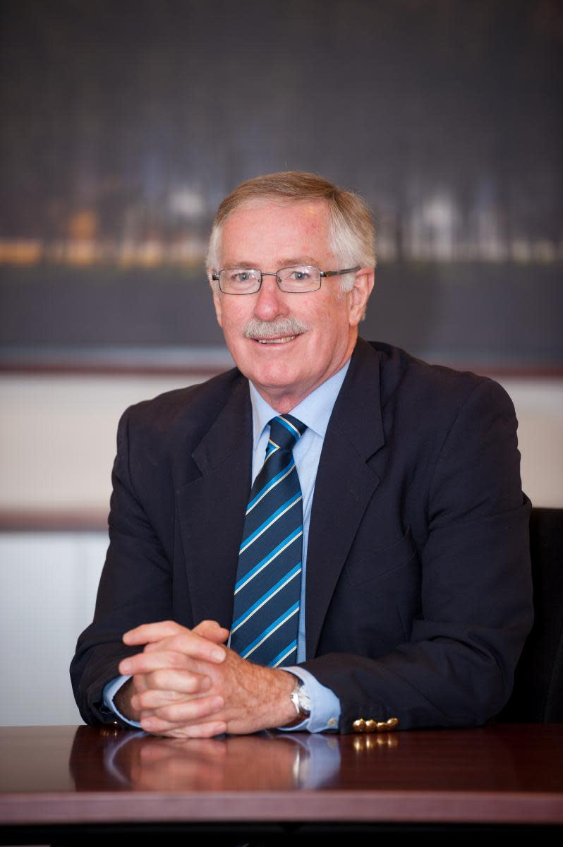 After 10 years, Ross MacDiarmid is stepping down as CEO of the Royal Australian Mint