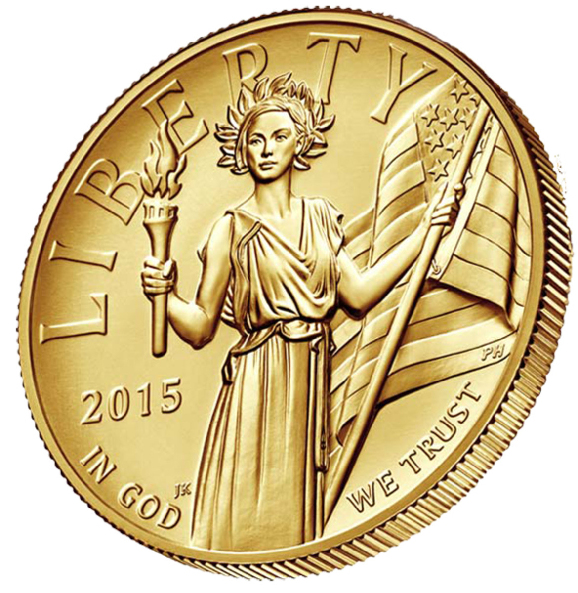 Sales of the 2015-W High Relief American Liberty gold coin have dropped dramatically since going on sale.