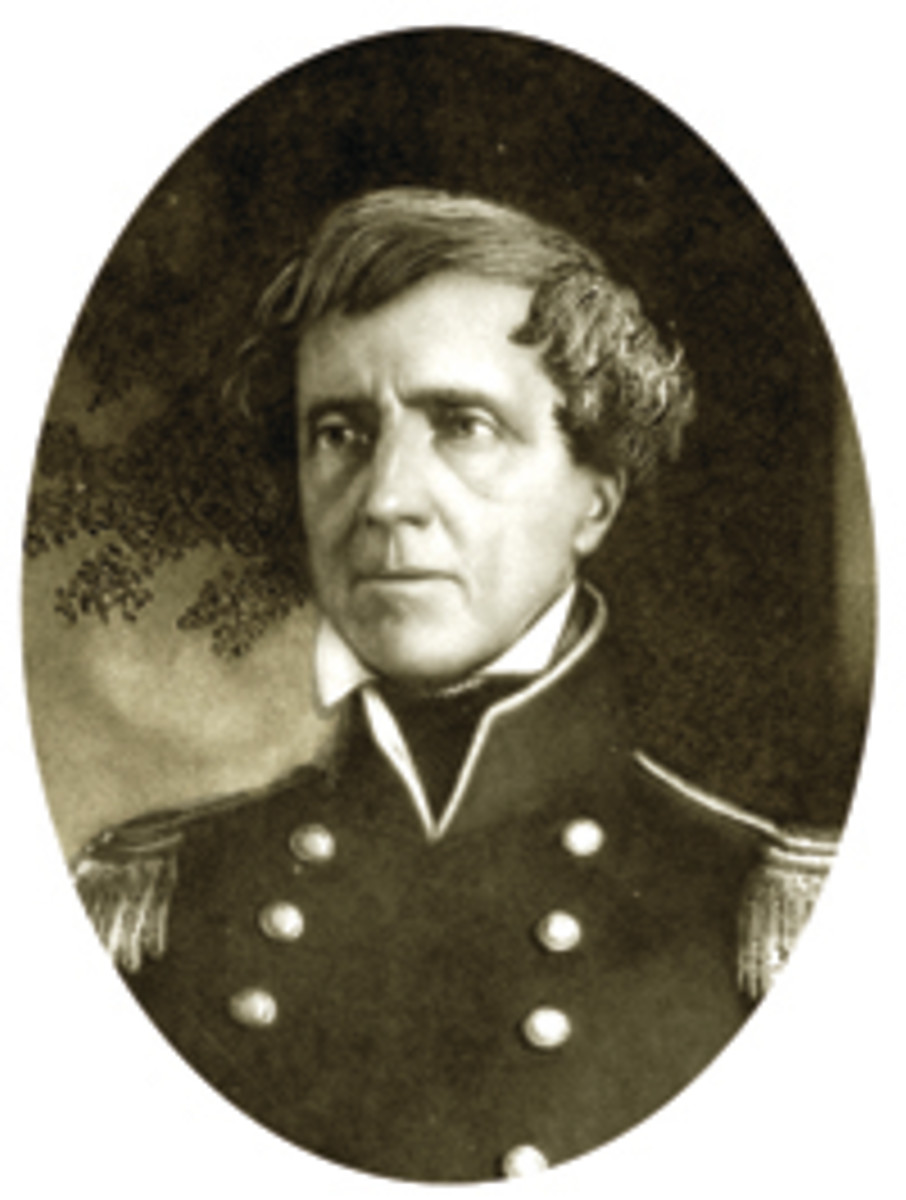 Brigadier General Stephen Kearny