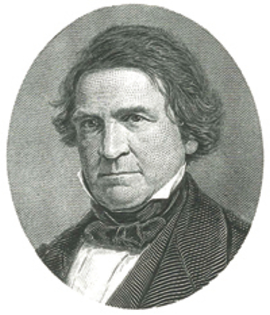 Secretary of War William L. Marcy