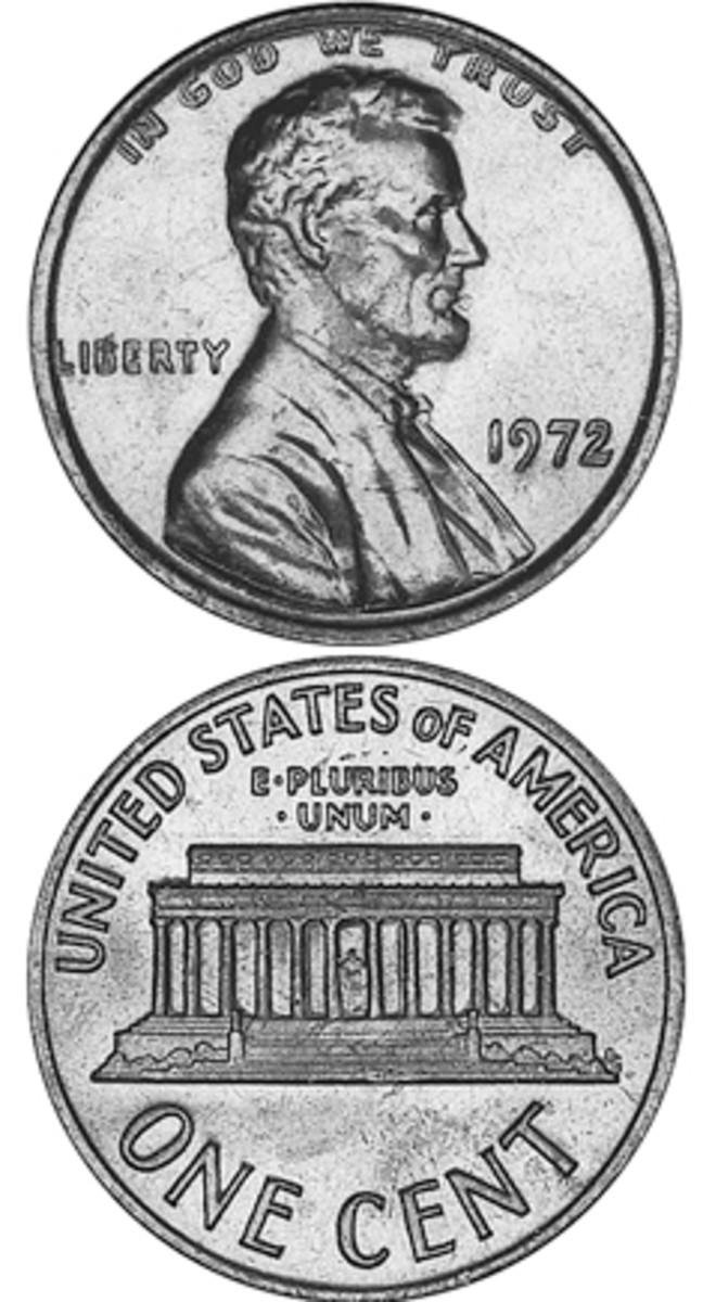 Did a rare coin like a 1972 doubled-die cent get away from you before you were checking your change regularly?