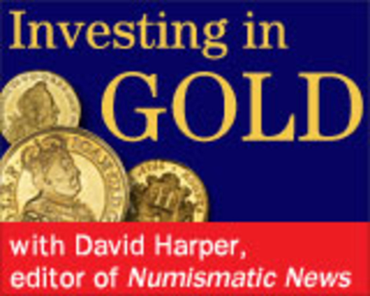 Investing in Gold Online Seminar Recording