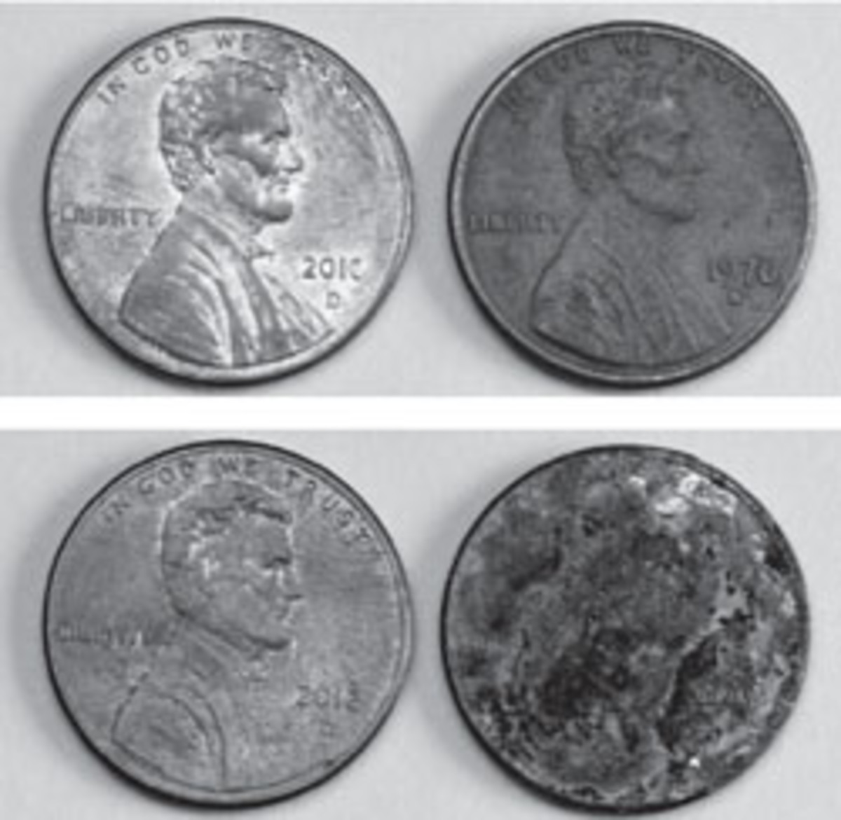 Lincoln Cents