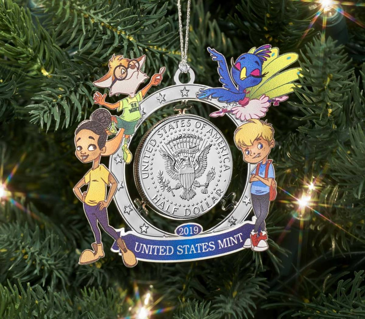 Mighty Minters Ornament