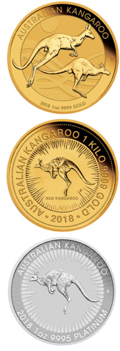 (Images courtesy and © The Perth Mint)