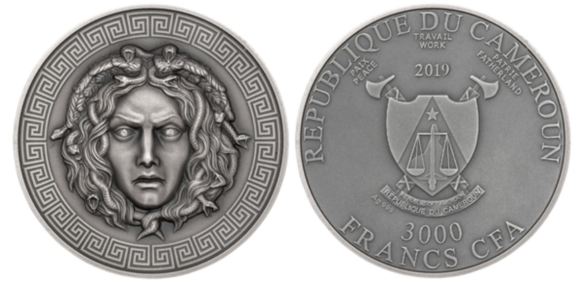 (Images courtesy Lithuanian Mint)