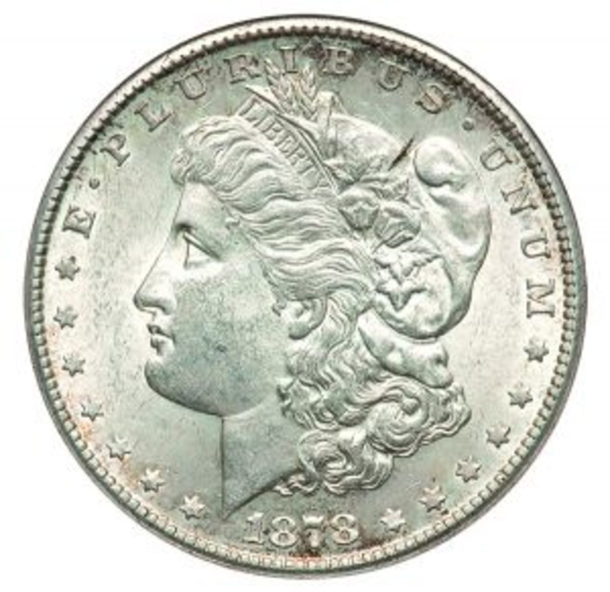 1878-S Morgan dollar (Image courtesy Heritage Auctions.)