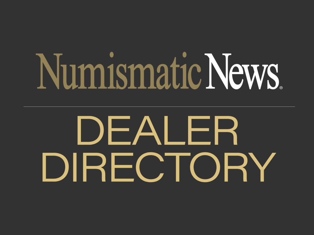 Numismatic News Dealer Directory