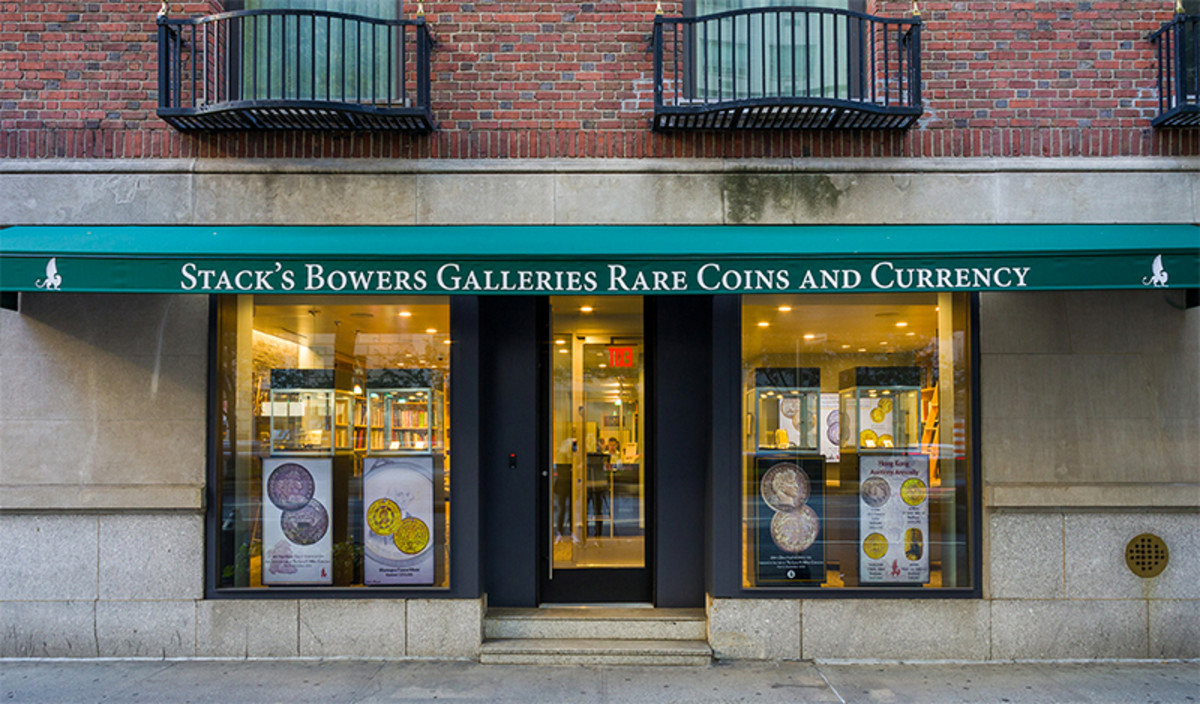 stack's bowers galleries
