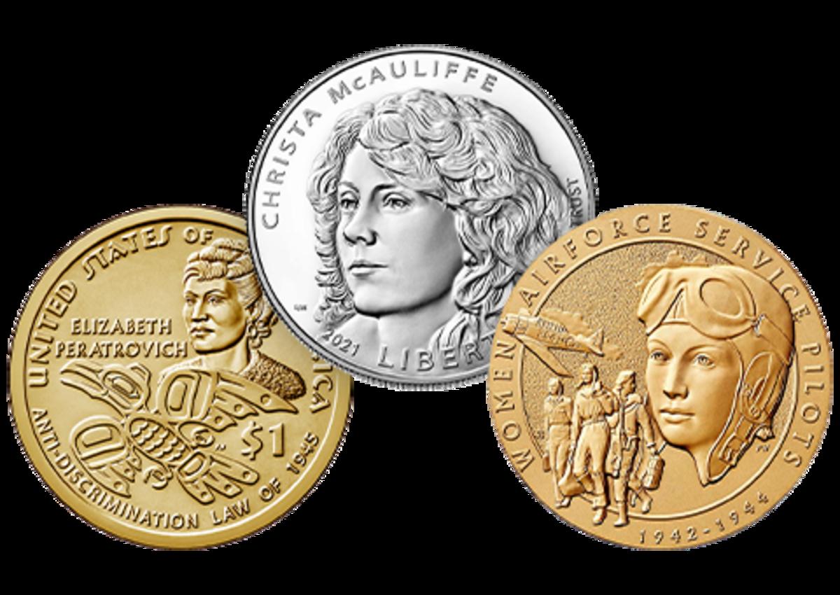 Images courtesy United States Mint.