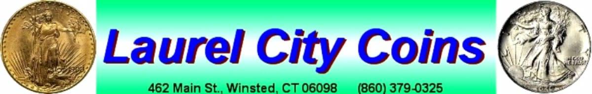 Laurel City Coins