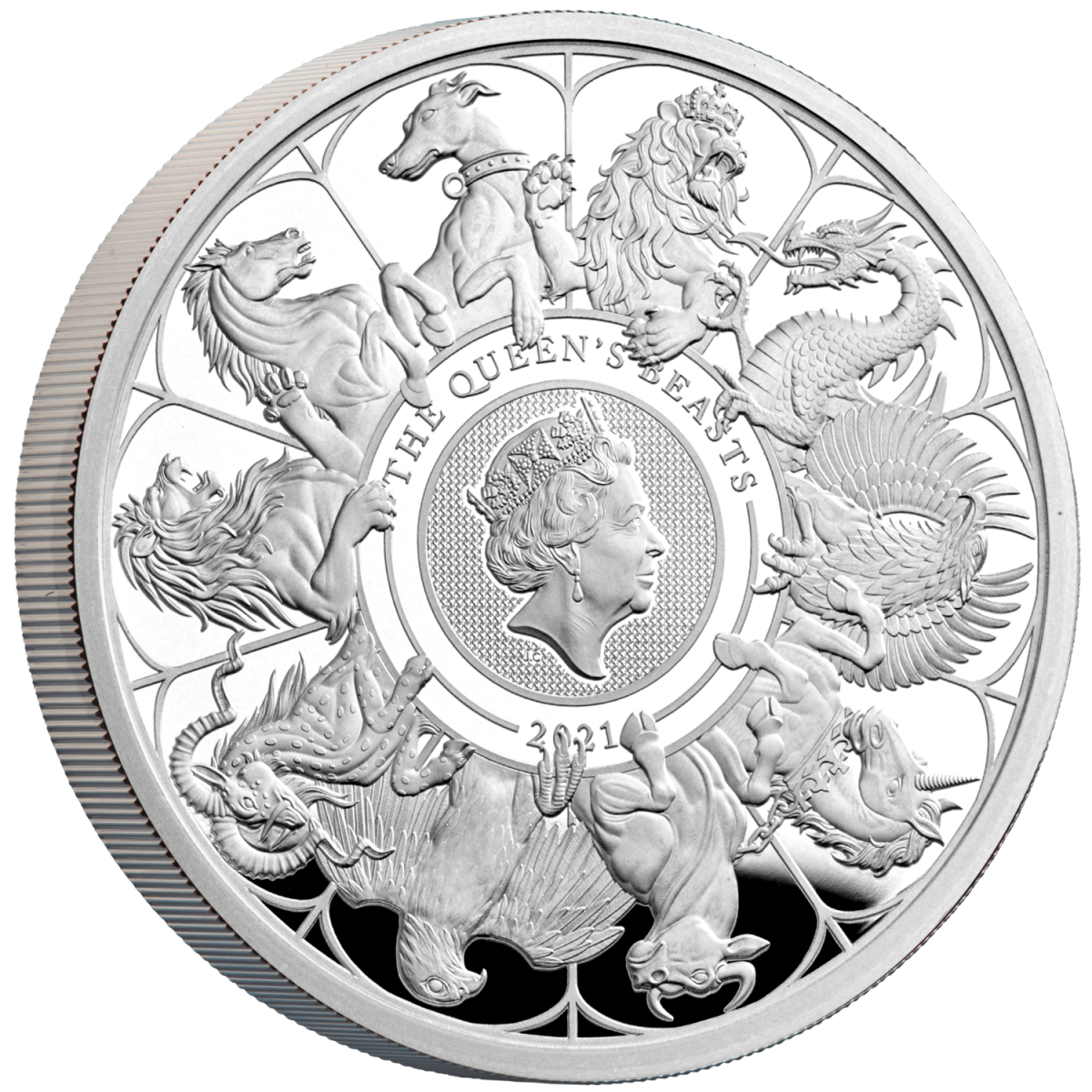 Image courtesy of the Royal Mint