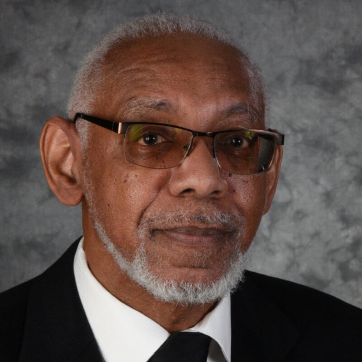 Dr. Ralph W. Ross