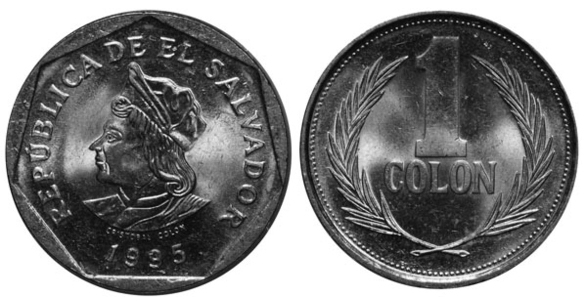 El Salvador is going crypto, making both domestic colón and U.S. dollar coins and bank notes obsolete.
