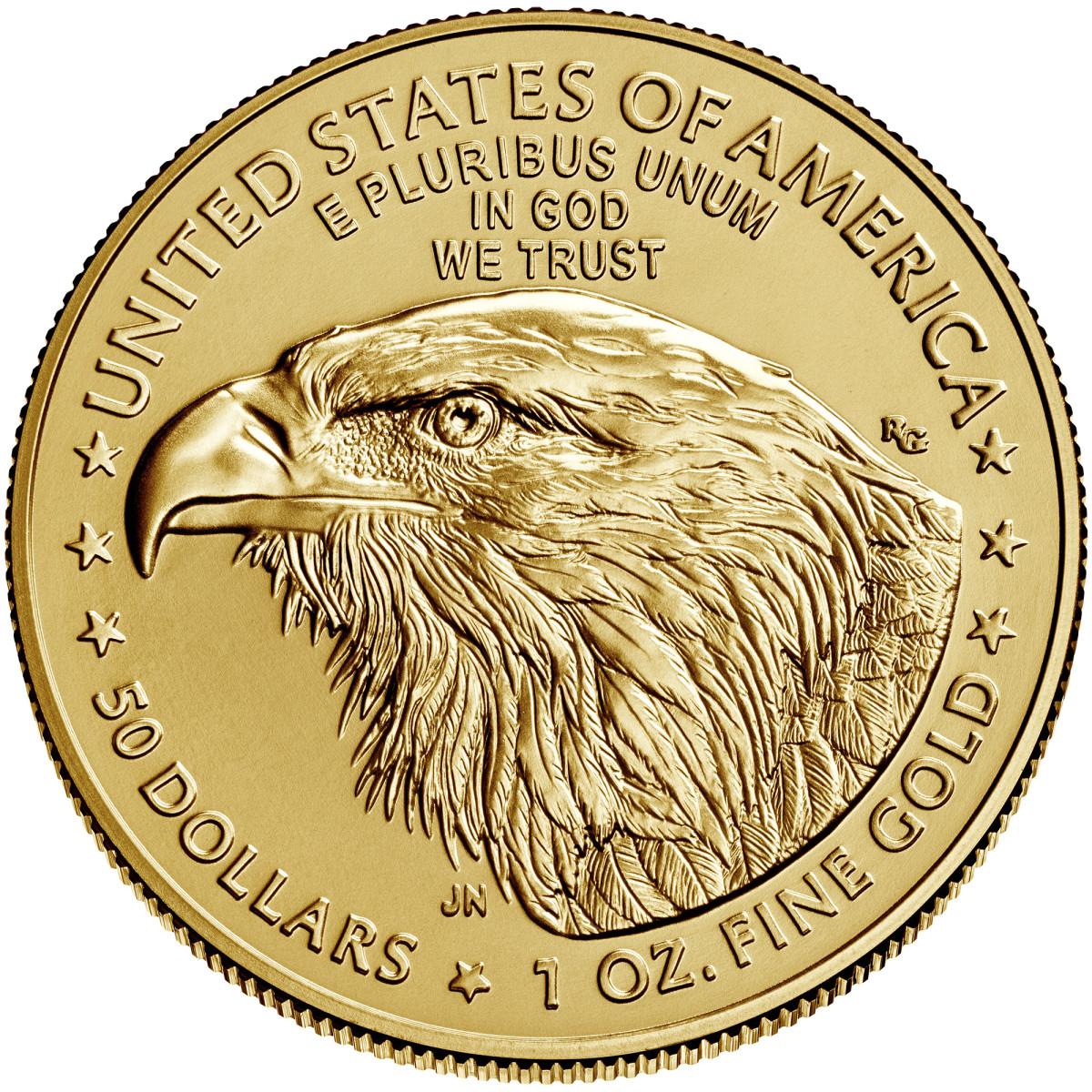 Image courtesy United States Mint.
