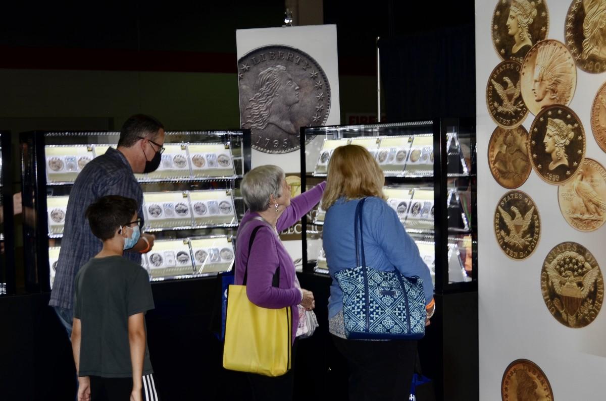 Tyrant Exhibit Visitors